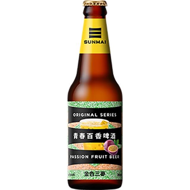サンマイ 青春百香麦酒 パッションフルーツエール 4.5/350 [155578]