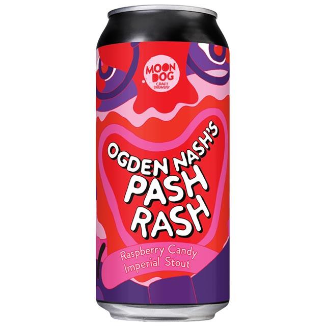 [155732]ムーンドッグ オグデンナッシュ・パッシュラッシュ ラズベリーキャンディインペリアルスタウト 8.2/440【要冷蔵】