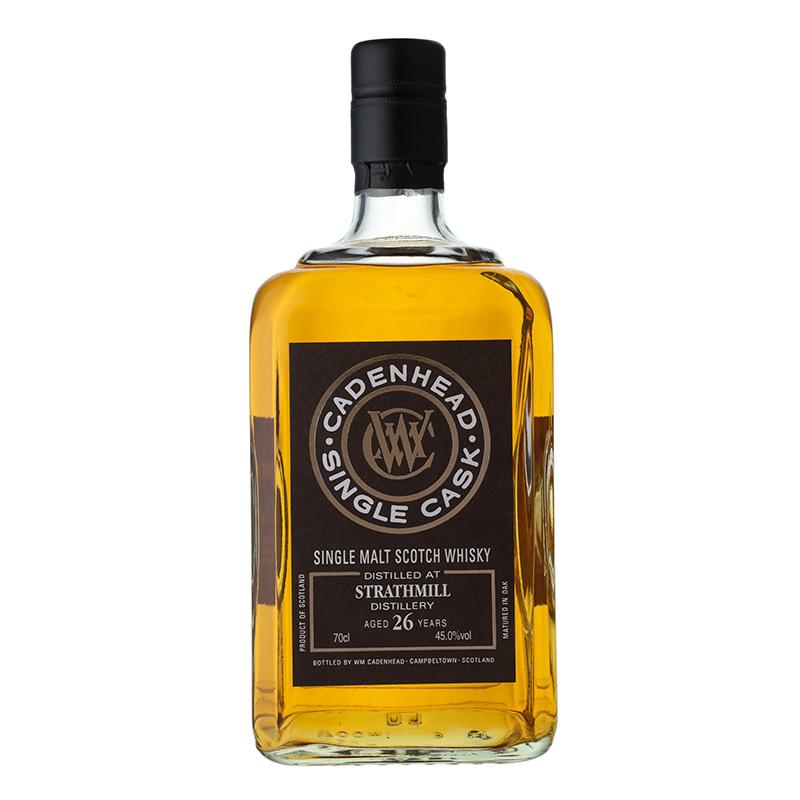 【ケーデンヘッド】ストラスミル 26年 ザ ウイスキー フープ 45/700[156923][正規輸入][箱付]