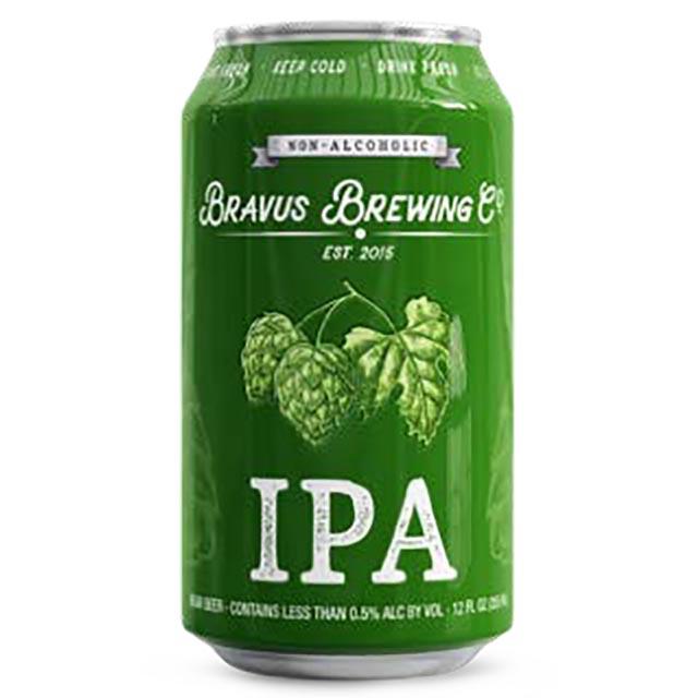 ブラバス ノンアルコールクラフトIPA 低アルコール 0.5%未満 <0.5/355 [157166]