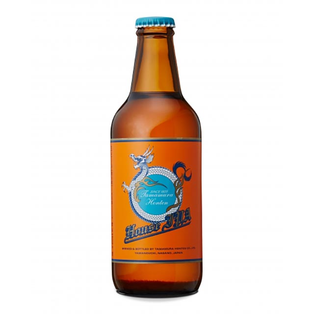 志賀高原ビール ハウスIPA 8.0/330 [3163] 【要冷蔵】