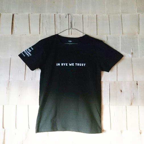 【KDC】【KYRO】  IRWT ロゴ Tシャツ BLACK 男性用 S・M・L・XL 女性用 XS【キュロ ディスティラリー カンパニー】[40423](140423)