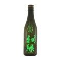 奥飛騨酒造 初緑 純米吟醸無濾過生原酒(緑)720ml [箱なし] [153277] 【要冷蔵】