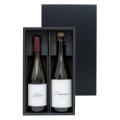 K-939シャンパン ワイン兼用2本箱 [154916]