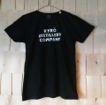 【KDC】【KYRO】  KDCロゴ Tシャツ BLACK 男性用 S・M・L・XL 女性用 S・XS[40411](140411)