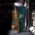 ジョニーウォーカー 15年 グリーンラベル 43/700[500][正規輸入][箱付](100500)
