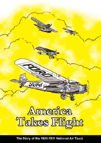 America Takes Flight - DVD