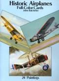 Historic Airplanes カラーポストカード