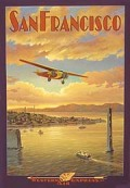 Western Air Express San Francisco (ポスターのみ)
