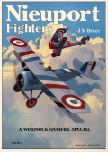 ニューポール戦闘機 Vol.2 / NIEUPORT FIGHTERS FIGHTERS Vol.2 (DATAFILE SPECIALS) 【メール便可】