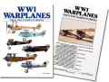第一次世界大戦 戦闘機 Vol.2 / WWI WARPLANES Vol.2 (A WINDSOCK DATAFILE SPECIAL) 【メール便可】