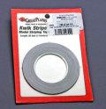 1540 ストライプテープ メタルシルバー1/16 【メール便可】