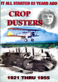 Crop Dusters - DVD