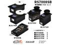 FUTABA 空用RSパック R7008SB−BLS174SV×2、BLS171SV、BLS175SV(受信機&サーボパック)
