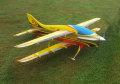 プロメテウスS 50E 複葉機 イエローバージョン (PrometheuS 50E Biplane Classic Yellow / Black)