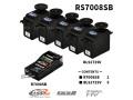 FUTABA 空用RSパック「RS7008SB」 <R7008SB−BLS272SV×5(受信機&サーボパック)>