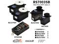 FUTABA 空用RSパック 「RS7003SB」 <R7003SB−BLS174x2、S9170SV、BLS175SV(受信機&サーボパック)>