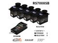 FUTABA 空用RSパック R7008SB−BLS175SV×5(受信機&サーボパック)