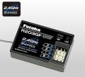 FUTABA R203GF 3ch-2.4GGz S-FHSS用地上用レシーバー(3PV/3PRKA標準)