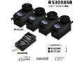 FUTABA RSパック 「RS3008SB」<R3008SB-S9172SV 4個 (セブアート50クラス用受信機&サーボパック)>