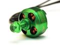 COBRA CPL2207/16-2600KV Green FPV用ブラシレスモーター