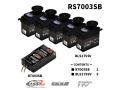 FUTABA 空用RSパック R7003SB−BLS175SV×5(受信機&サーボパック)