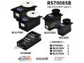 FUTABA 空用RSパック 「RS7008SB」 <R7008SB−BLS174x2、S9170SV、BLS175SV(受信機&サーボパック)>