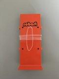 ROBART 404C インシデンスメーター V2用スペアクレドール(スペアゴムバンド付属)