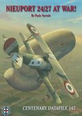ニューポール戦闘機 24/27 / NIEUPORT 24/27 AT WAR! (CENTENARY DATAFILE 167)