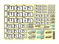 FUTABA カー用オリジナルステッカー