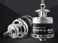 デュアルスカイ XM6355DA-25 V4 (205RPM/3480W) コンペティション アウトランナーブラシレスモーター