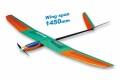 PILOT 小型モーターグライダー オレガノ2 オレンジ ベーシック ARF 11246 (1.45m)