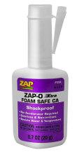 ZAP PT25X Zap-O CA 発砲スチロール用低粘度瞬間接着剤 20g