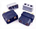 QS5-3P 40-90A対応5mmゴールドコネクターオスメス1セット
