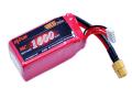 キーポン KYPOM リポバッテリー K6 14.8V1600mAh 90C (KT1600/90-4S)
