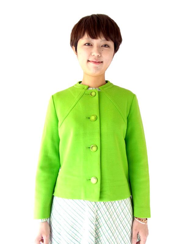 上質なデザインで人気のヴィンテージブランド「イマグニン」のヴィンテージウールジャケット