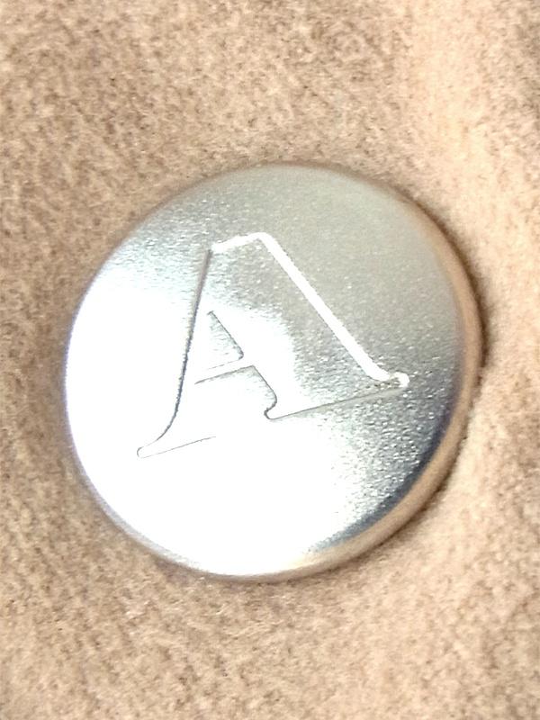 ヨーロッパ古着 ロンドン買い付け Aquascutum アクアスキュータム キャメルブラウン キルティング ジャケット 18BS322