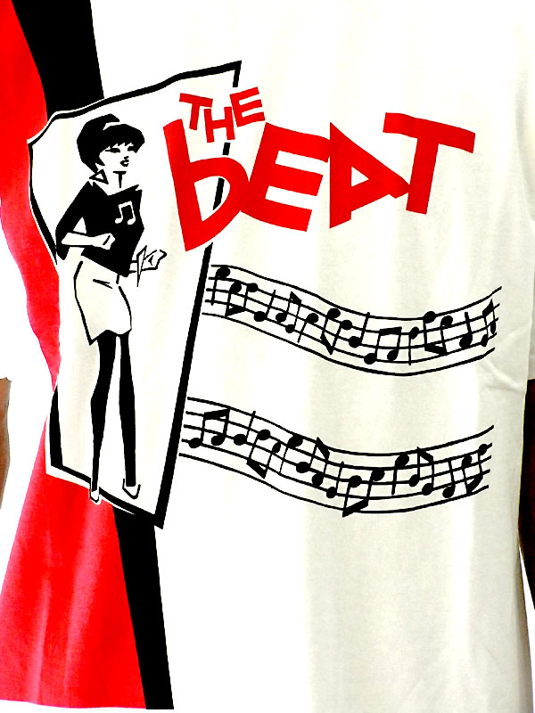 ザ・ビート THE BEAT オフィシャル復刻Tシャツ