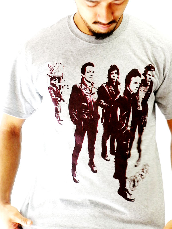 THE CLASH BELFAST Fifth Column オフィシャル復刻Tシャツ