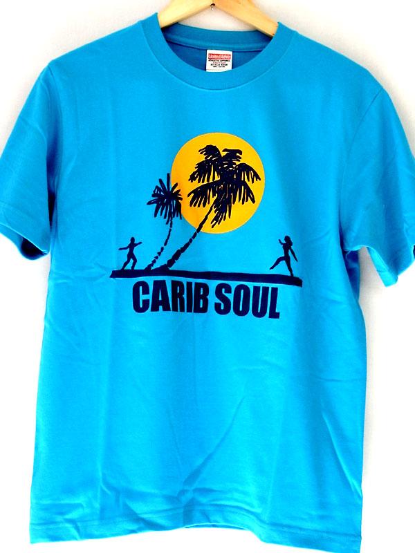 【SKA Tシャツ】CARIB SOUL Tシャツ【STUDIO ONE】