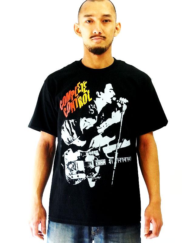 THE CLASH COMPLETE CONTROL Fifth Column オフィシャル復刻Tシャツ