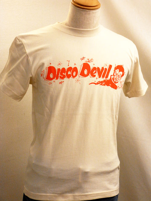 DISCO DEVIL T-SHIRTS