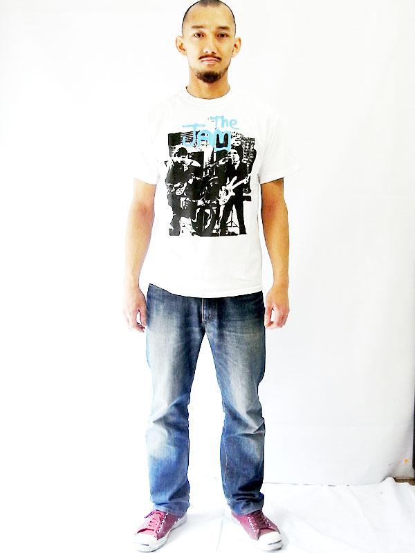 ザ・ジャム THE JAM Fifth Column オフィシャル復刻Tシャツ