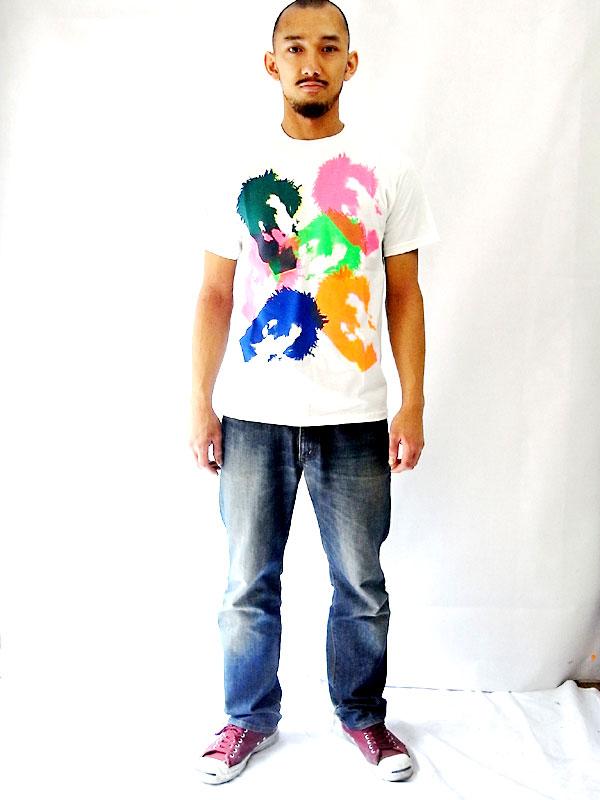 ジョニー・ロットン Jhonny Rotton Fifth Column オフィシャル復刻Tシャツ FIFTH COLUMN Tシャツ