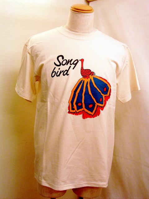【レゲエTシャツ】SONG BIRD Tシャツ【ロックステディーTシャツ】