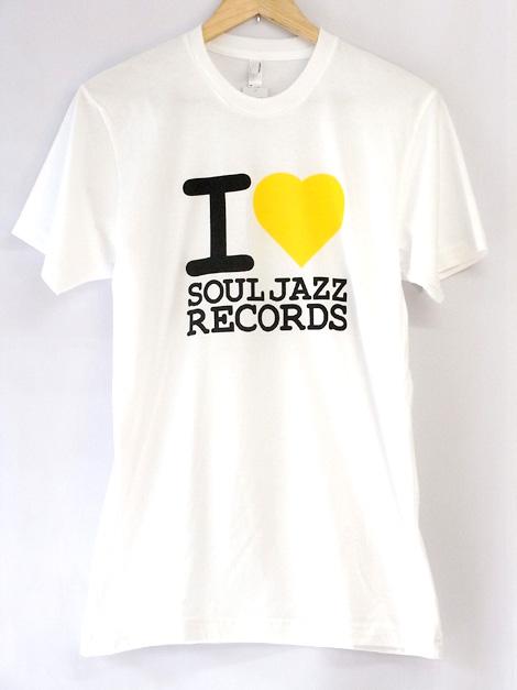 SOUL JAZZ RECODS T-SHIRTS