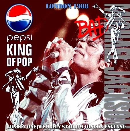 コレクターズCD Michael Jackson Bad World Tour 1988