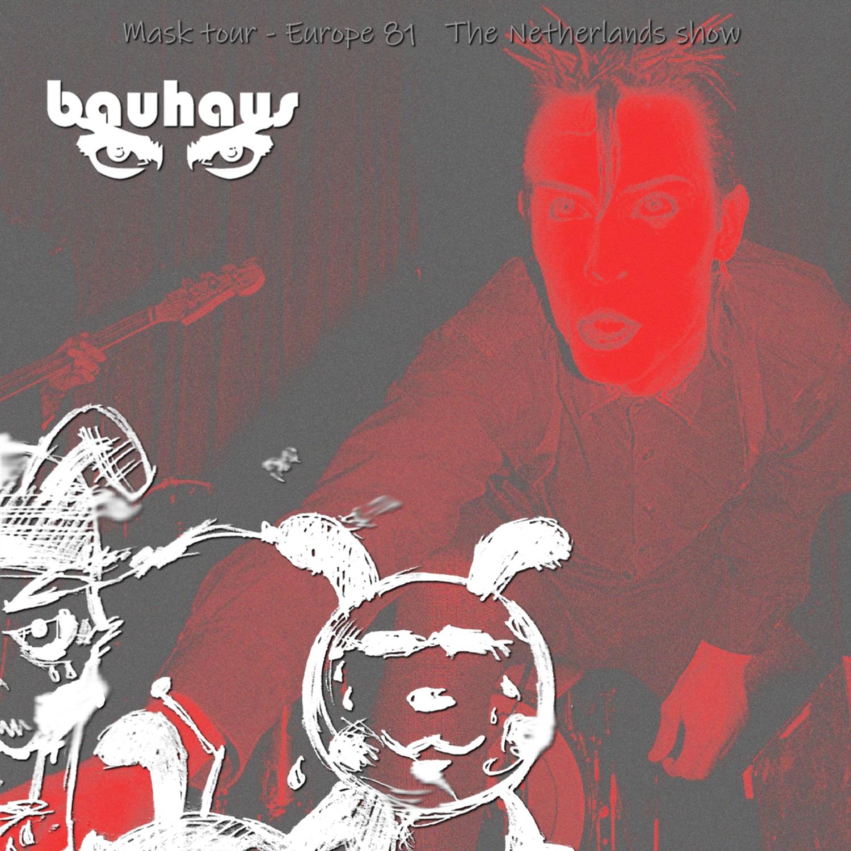コレクターズCD Bauhaus - Mask European Tour 1981