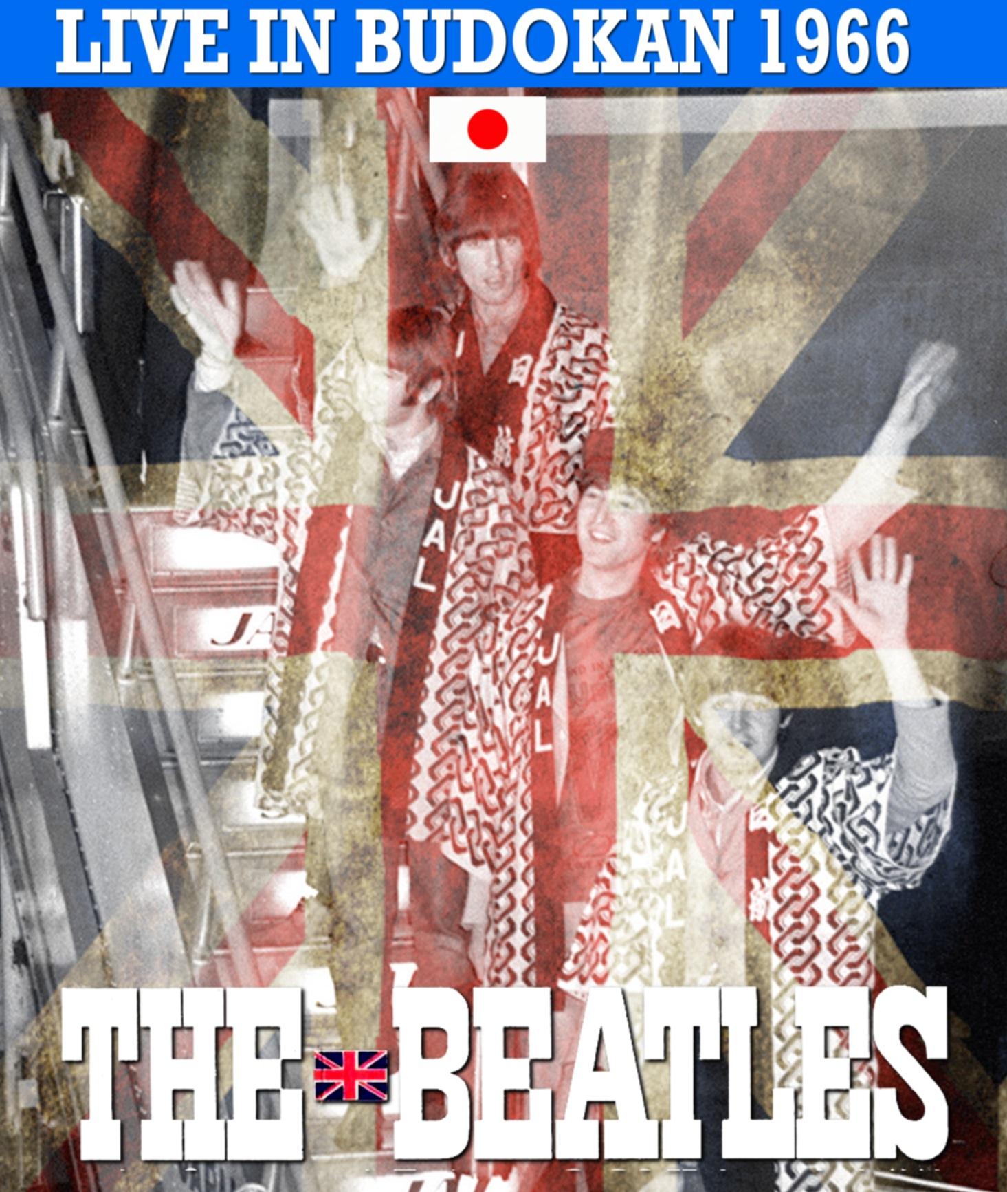 コレクターズBlu-ray  The Beatles - Japan Tour 1966