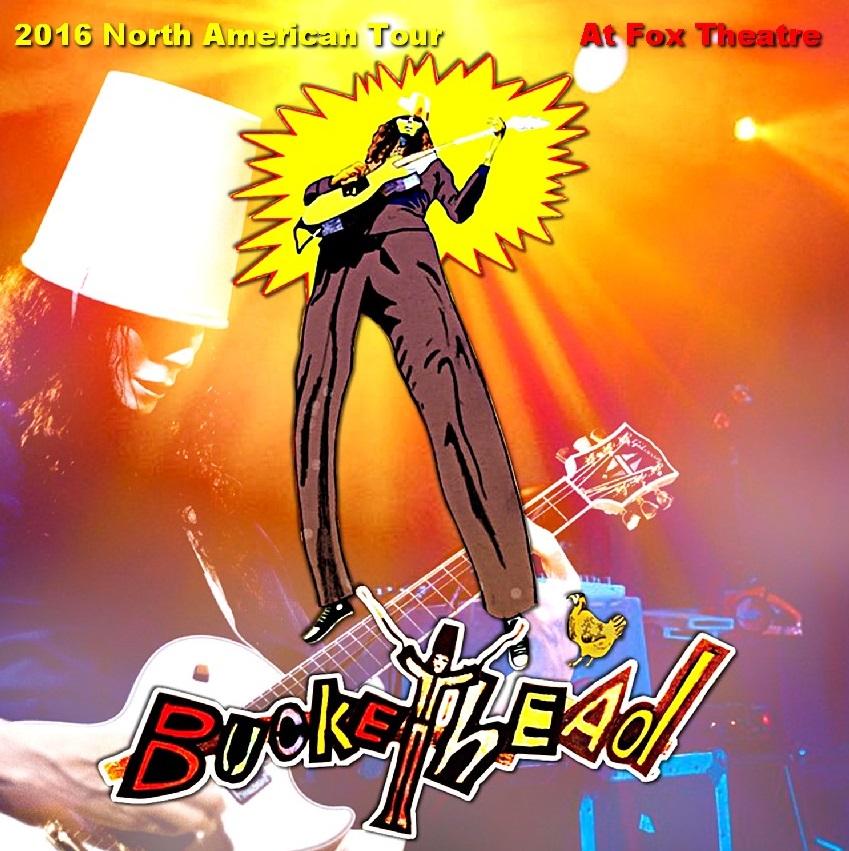 コレクターズCD Buckethead - 2016 North American Tour
